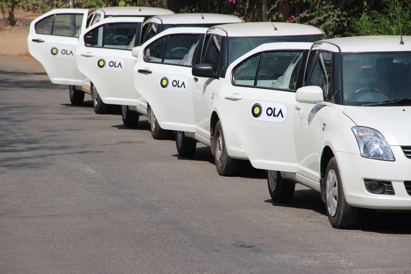 印度版Uber叫車服務「Ola」再獲5千萬美元投資,市值來到43億美元