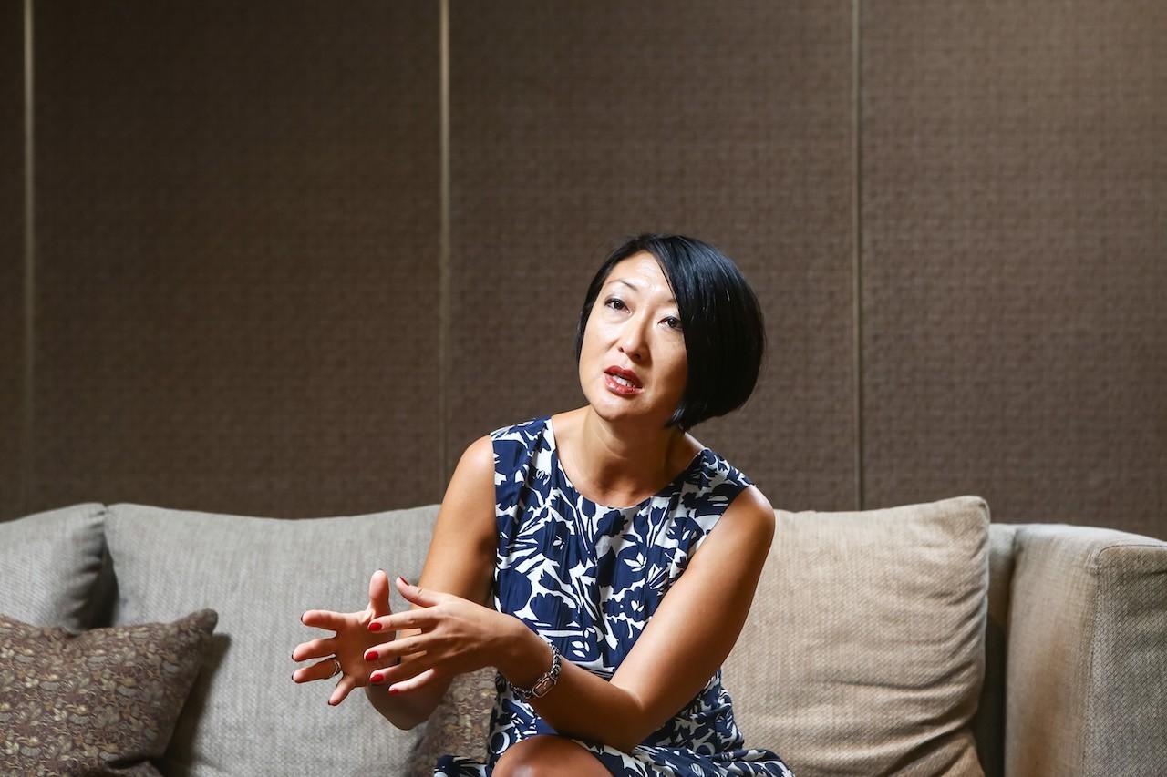 從政府部長到獨具慧眼的科技創投!韓裔法籍的裴樂菡,又期待台灣新創些什麼?