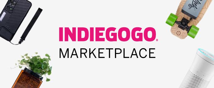 購買募資商品新選擇!Indiegogo 進攻電商推出賣場功能