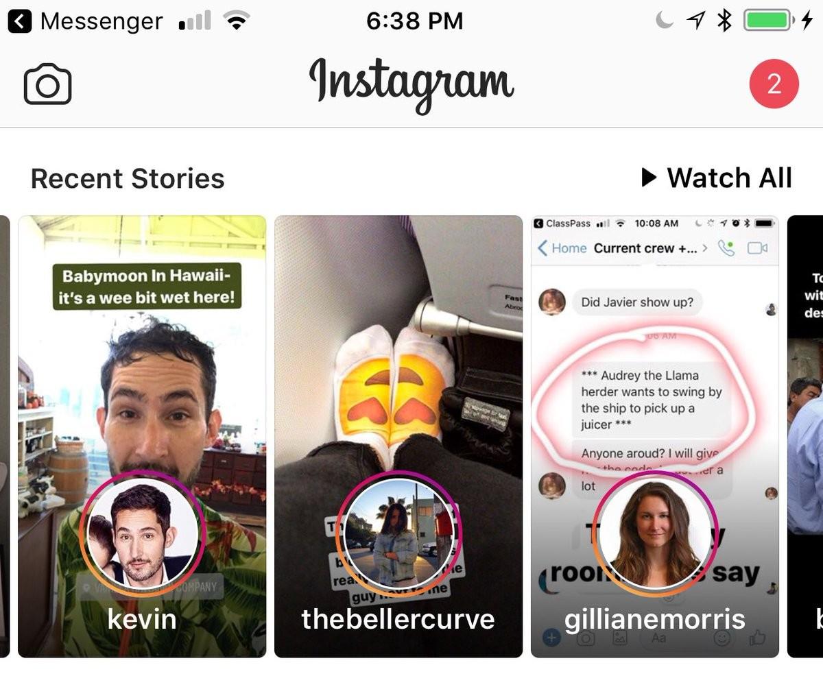Instagram測「暫停模式」相機新功能,搭上GIF動態圖風潮