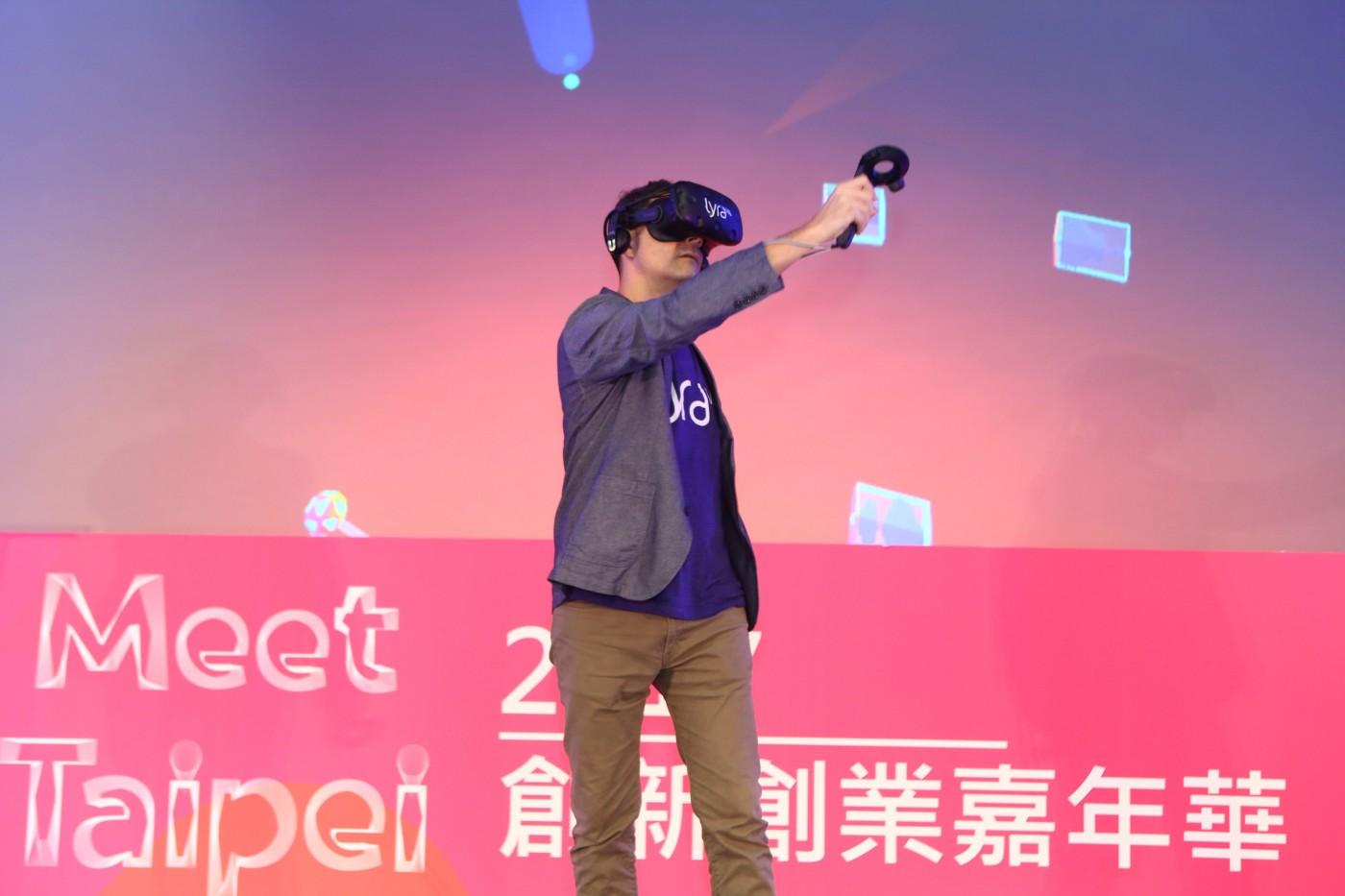 四分之一團隊來自海外,2017亞洲最大新創嘉年華 Meet Taipei亮點大公開