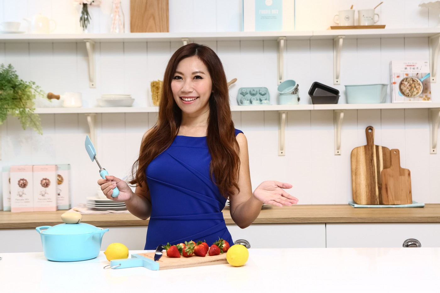 打造全球料理網紅孵化器,矽谷美味人妻提醒創作者:不要急著變現