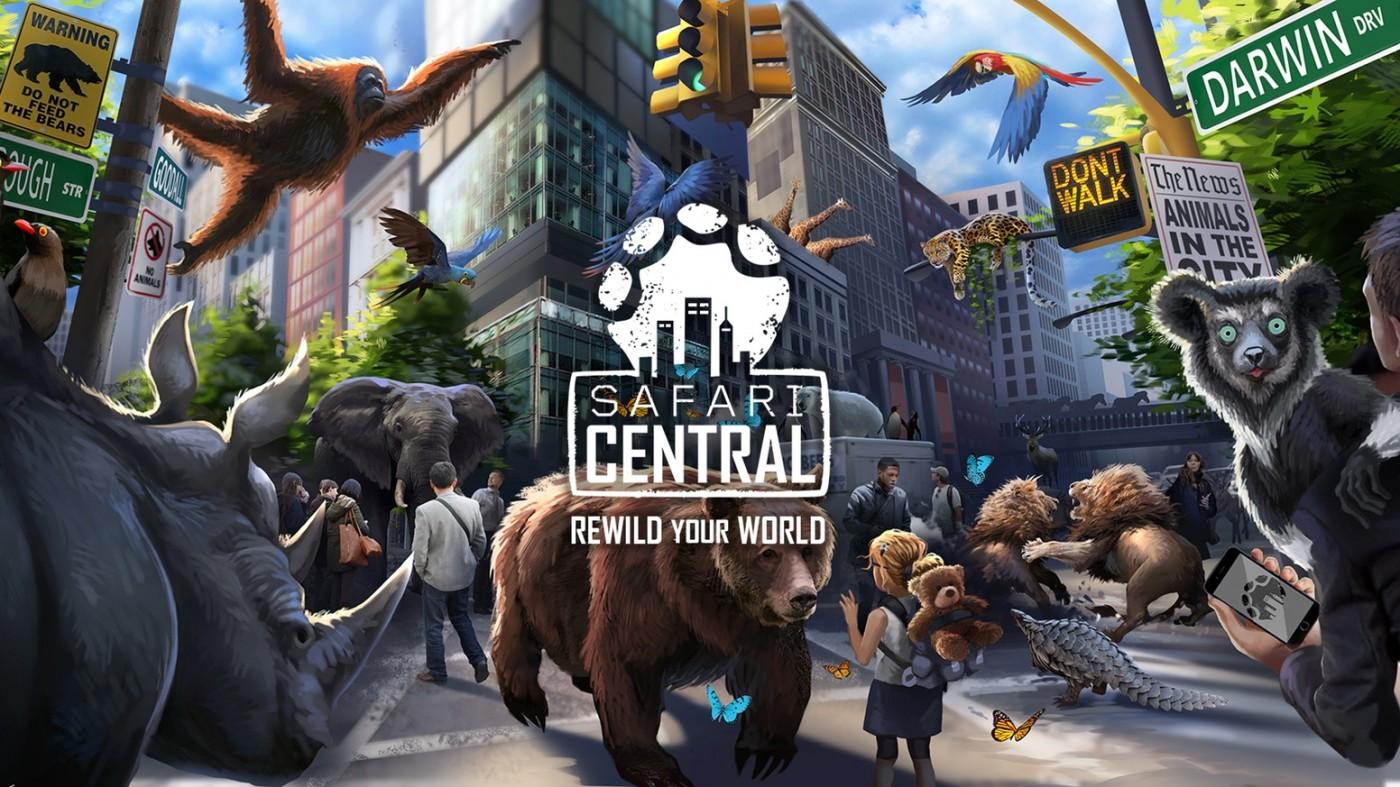 拯救野生物種!肯亞新創用動物版Pokémon GO,把野生動物帶進城市
