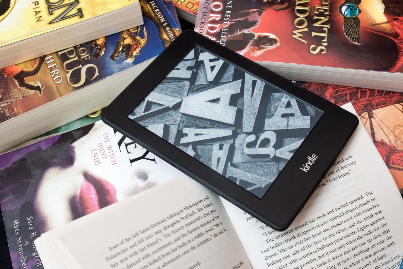 亞馬遜Kindle繁中版開賣在即,各大電子書平台準備好了?