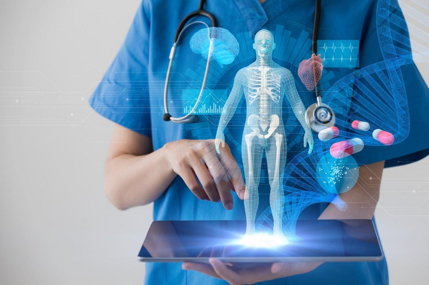 廣達攻智慧醫療戰略,技術長張嘉淵:看好AI輔助醫生