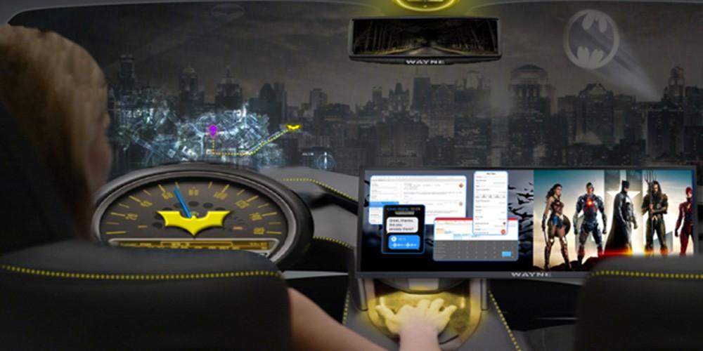 AR玩出新商機,Intel如何讓搭無人車變成一件很潮的事?