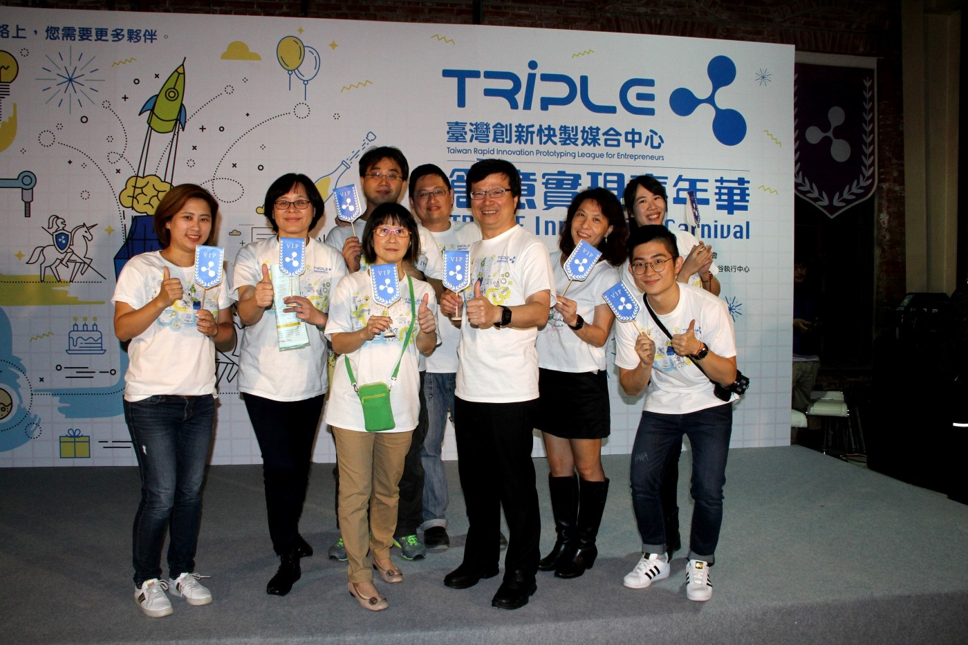 TRIPLE軟硬整合綻放光芒   全球創意實現開花結果