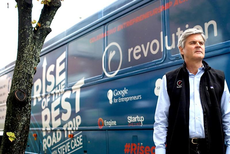 亞馬遜執行長貝佐斯、星巴克創辦人舒茲都投資!一家創投公司,為何可以獲得全美重要企業家的青睞?