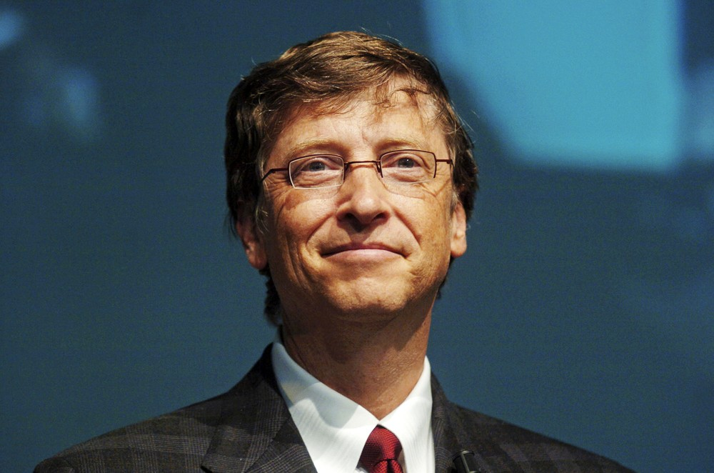 從視窗到馬桶 : 比爾蓋茲正在改變26億人的命運