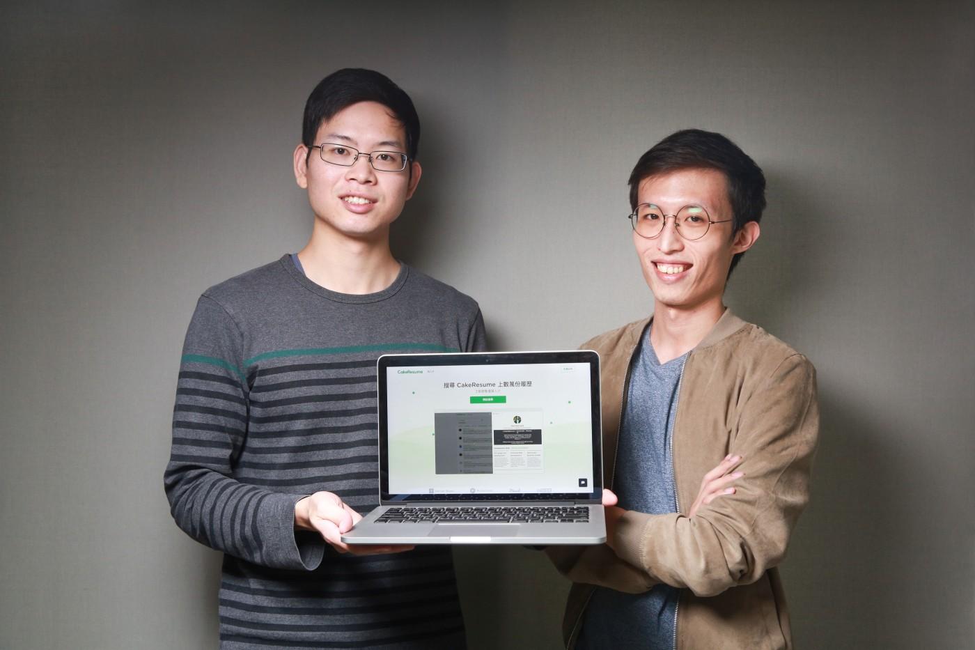 挑戰104人力銀行和LinkedIn:CakeResume讓你打造獨一無二的履歷