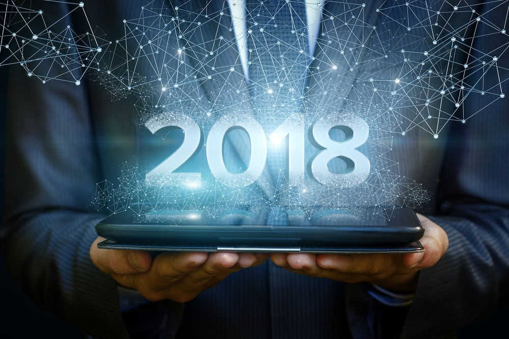 Gartner預言2018十大科技趨勢