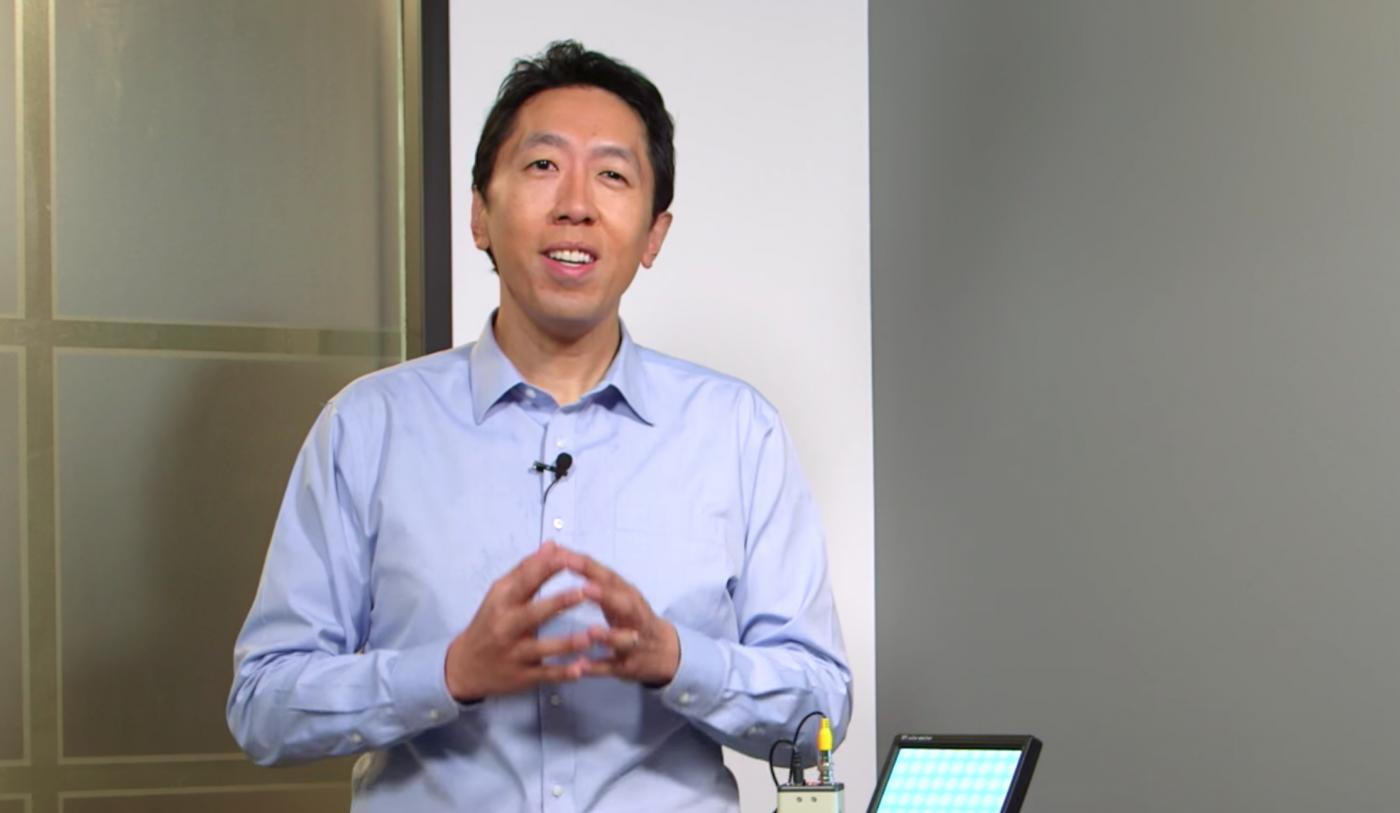 首波合作找來富士康!Google、百度的人工智慧專家吳恩達成立Landing.ai,目標打造AI驅動的社會