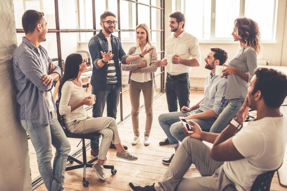 一場會議,把一個團隊凝聚起來