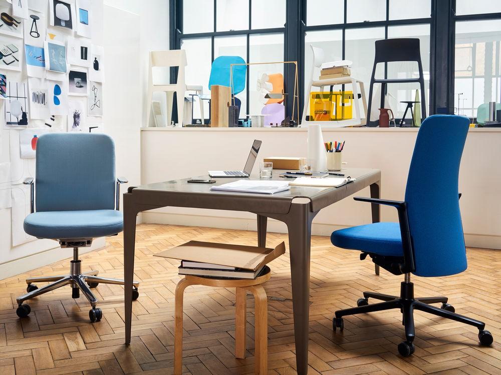 蘋果新總部的辦公椅,很貴卻是未來辦公的趨勢