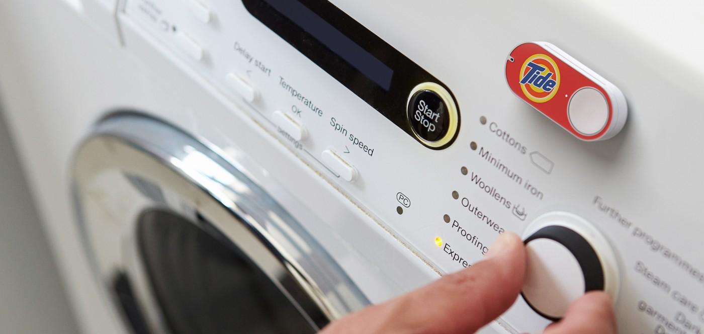 幫你追蹤冰箱食物狀況,亞馬遜一鍵購買鈕開放串聯IoT裝置