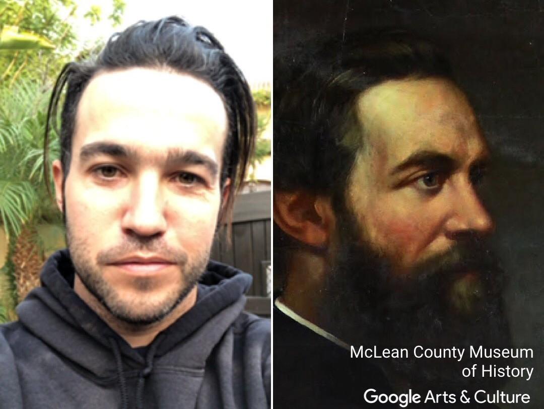 登上App Store下載冠軍!靠自拍學藝術知識,Google用AI告訴你長得像哪幅世界名畫