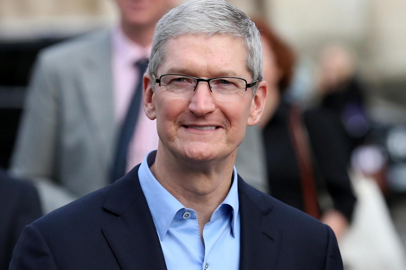 科技業捍衛隱私第一人!蘋果庫克呼籲美國效法GDPR政策