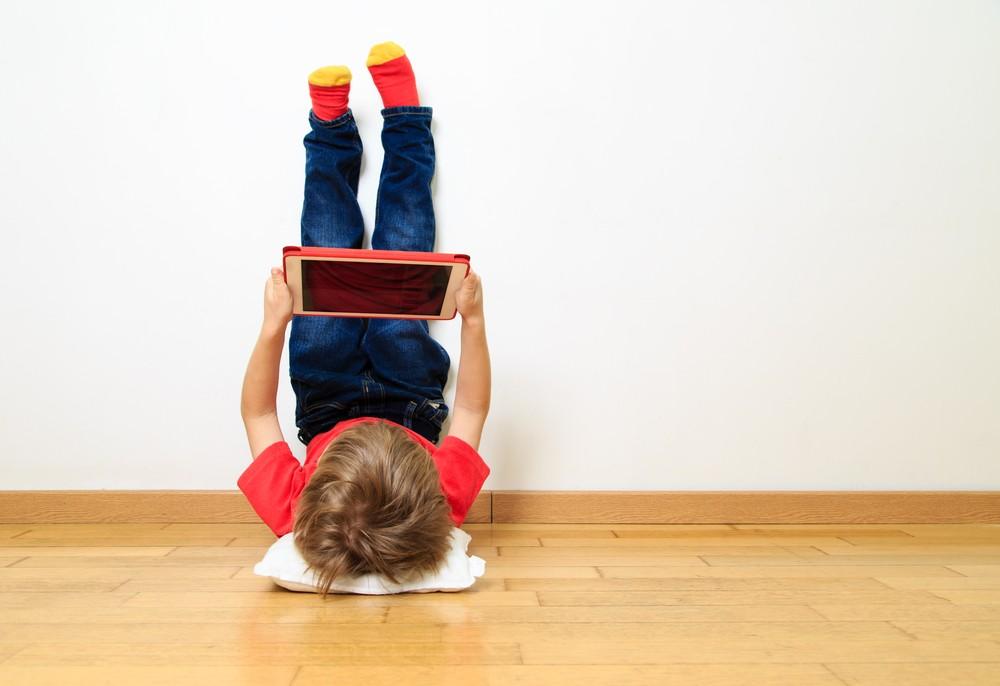 跟螢幕做好朋友的孩子們──你,今天連網了嗎?