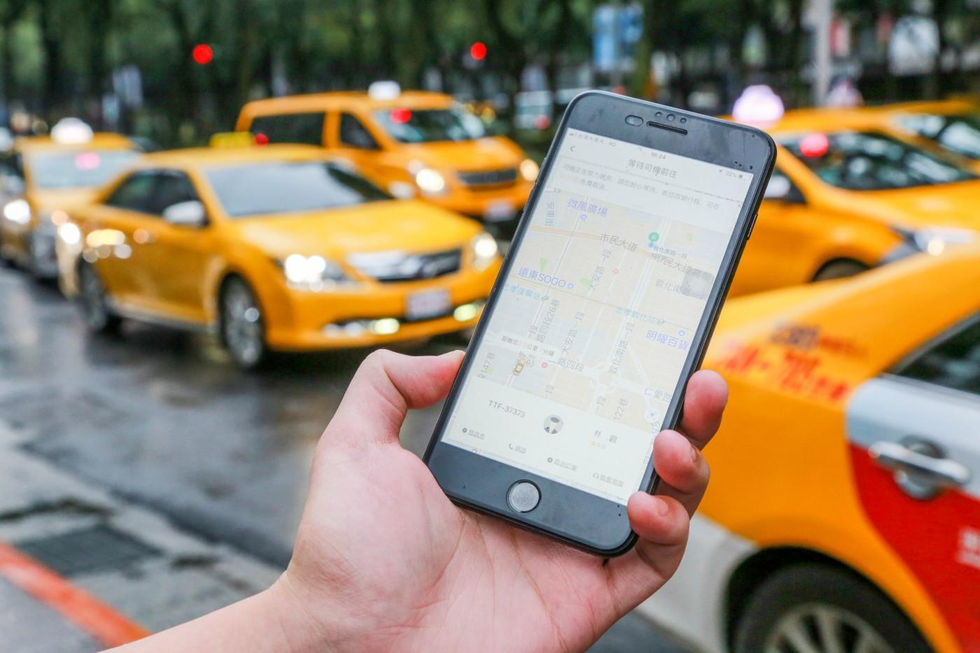趁機搶Uber市場?滴滴出行台灣正式上線,推計程車、順風車兩大業務