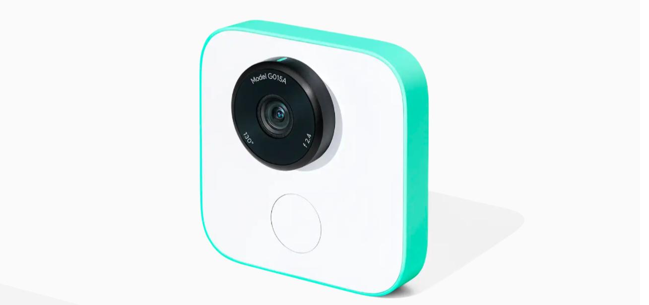不會自拍AI幫你!Google智慧相機Clips開放預購就搶購一空