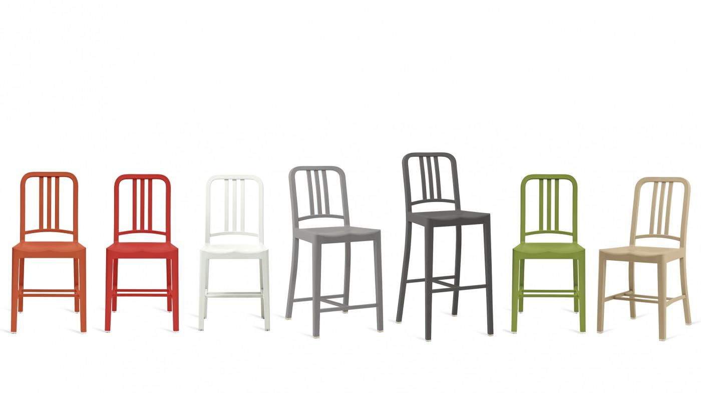 做了75年資源回收的公司,是如何從一張海軍椅開創家具界的傳奇?