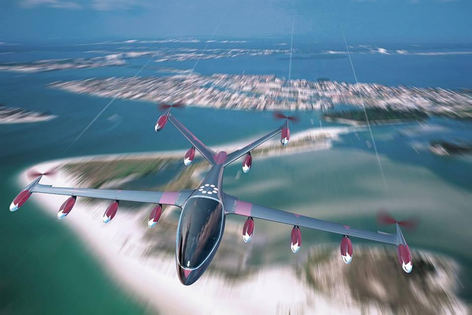 「空中計程車」朝量產邁進,新創Joby Aviation完成29億B輪融資