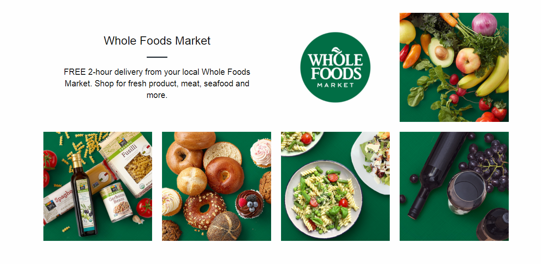 歷時8個月,亞馬遜終於實現與全食超市的虛實整合