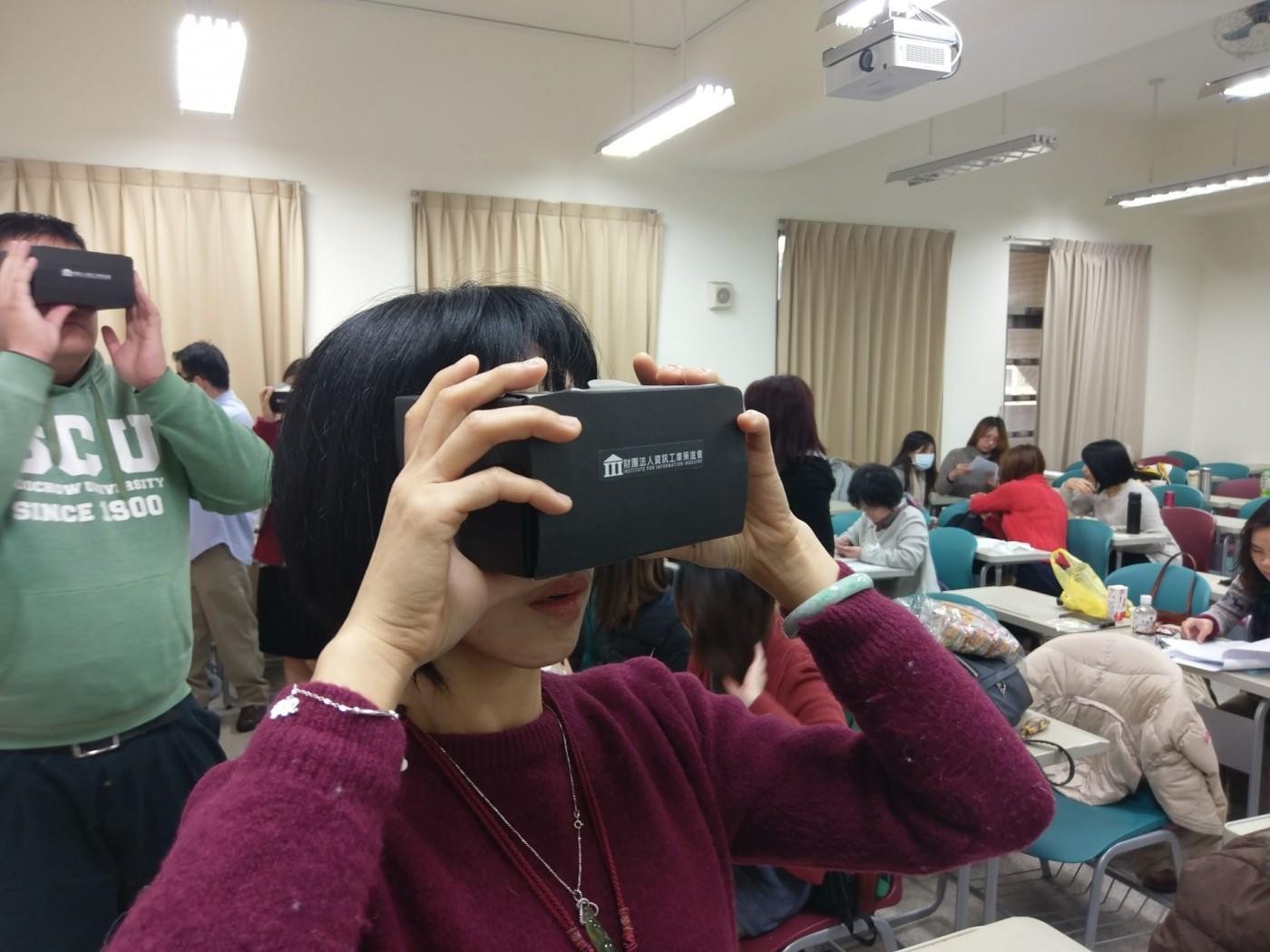 不只遊戲、娛樂應用,台灣首度將VR導入國家司法考試