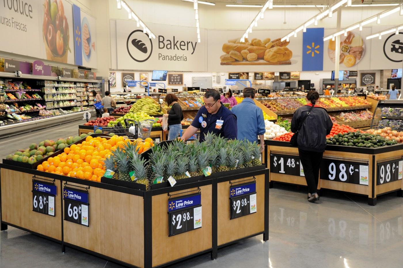 力抗亞馬遜,沃爾瑪如何靠鮮食雜貨銷售創10年來最強同店成長