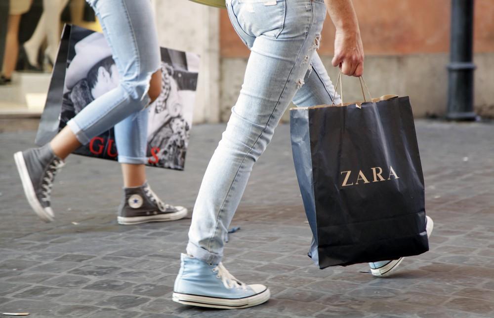 Zara對抗電商秘訣:線上下單、線下取貨