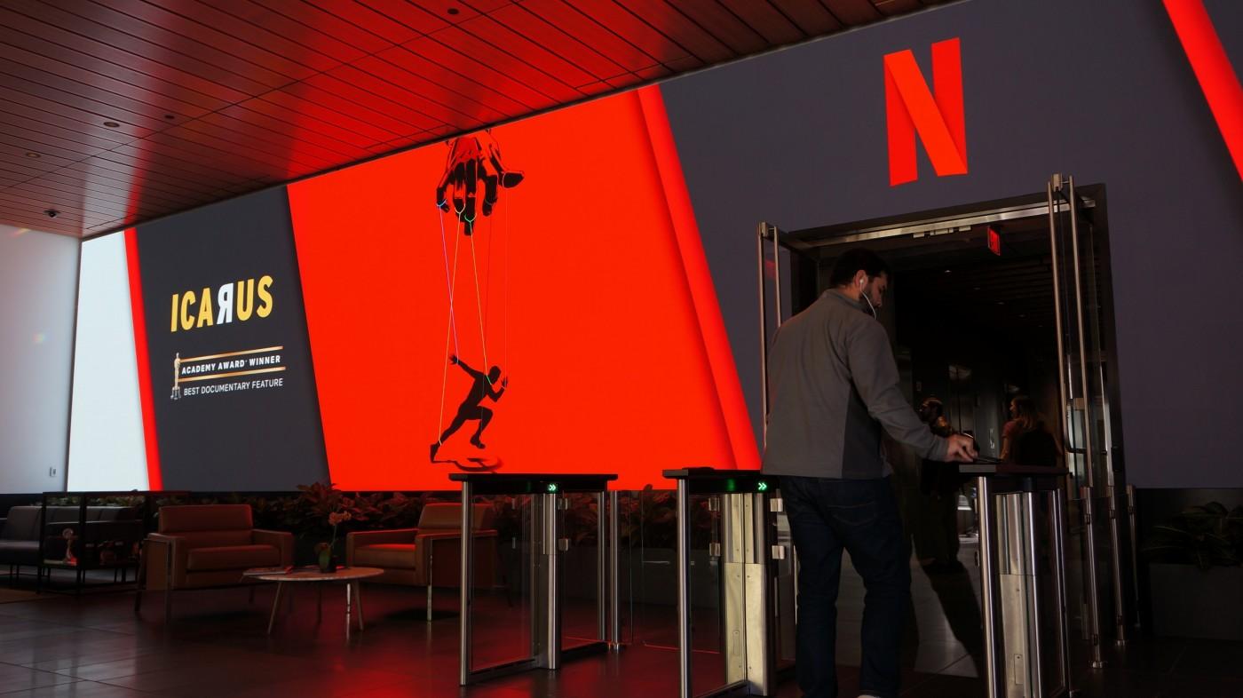 好萊塢直擊,Netflix內容製作基地大公開