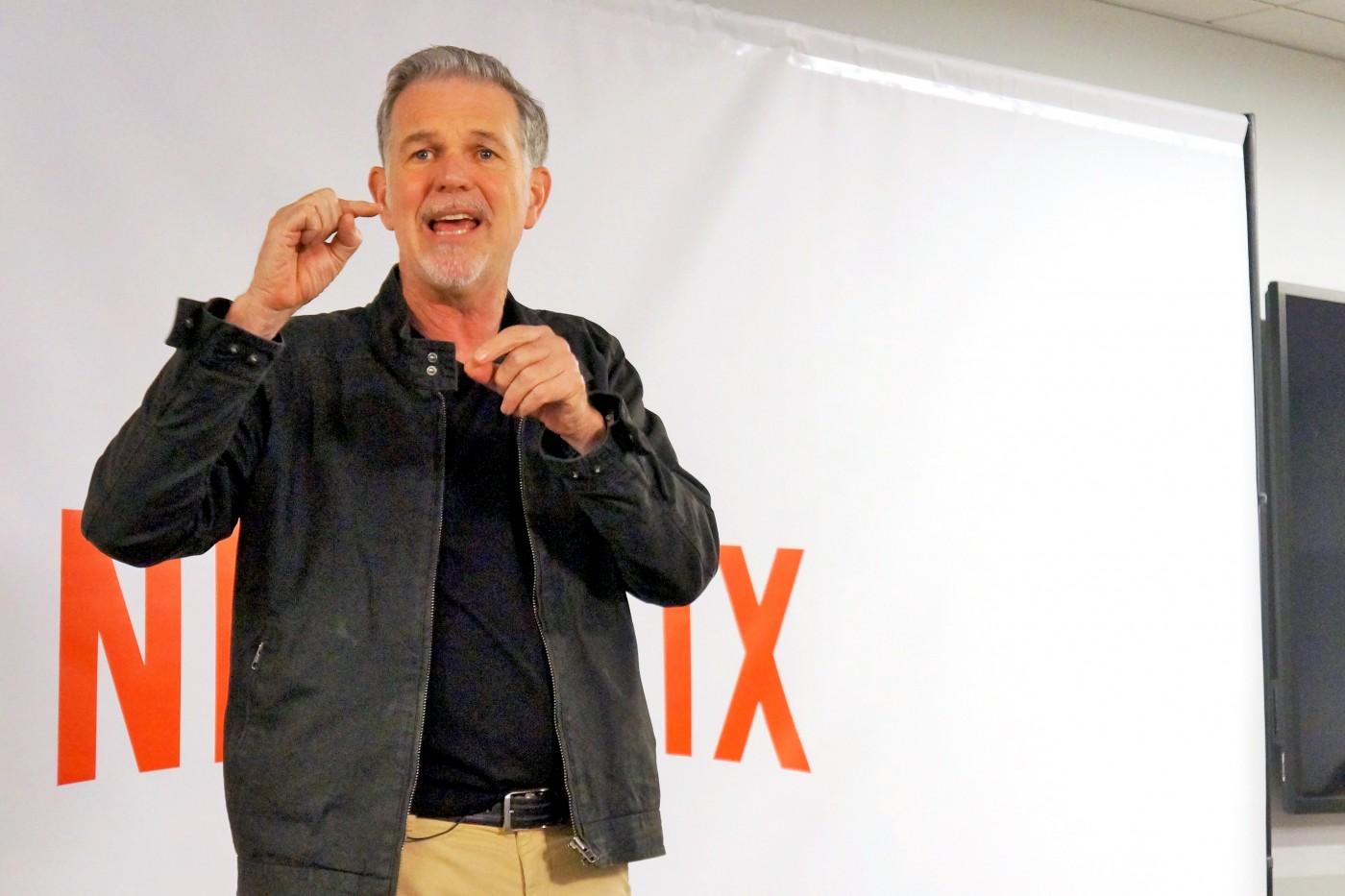 用戶成長為內容撐腰,Netflix執行長估今年會員營收上看150億美元