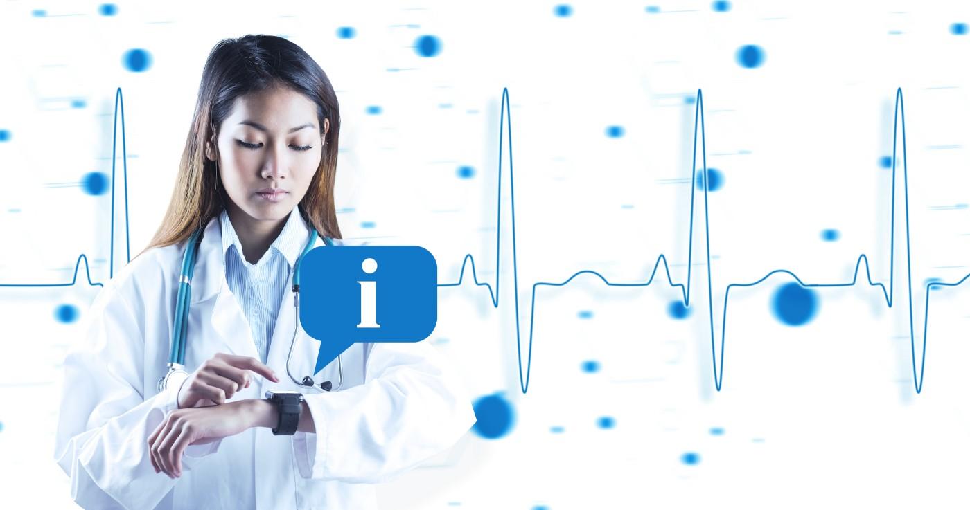 AI健康穿戴新技術,免抽血精準估測血鉀狀況