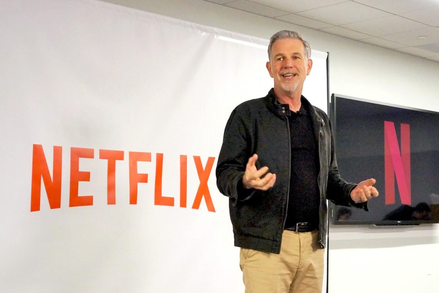 Netflix:追劇不瘋狂,我看故我在