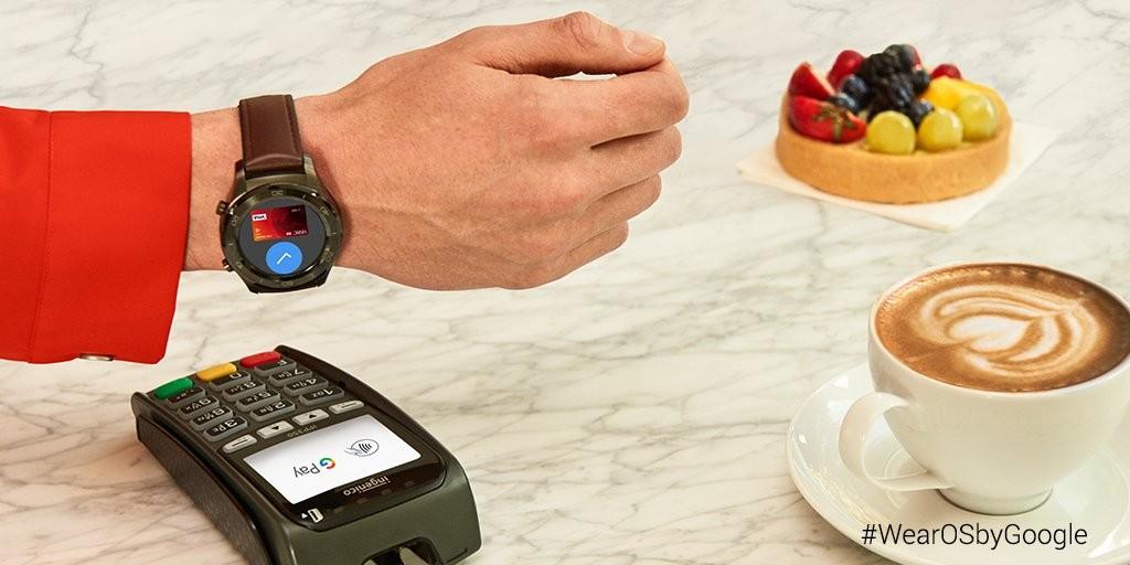 沾上蘋果光求改運?Google智慧手錶軟體改名Wear OS