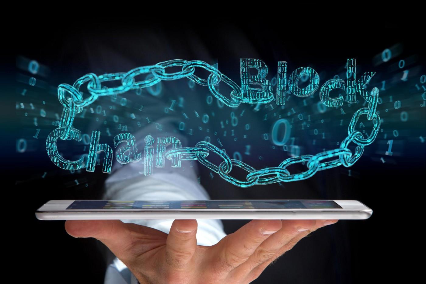 區塊鏈加速實現工業4.0,供應鏈、資安成為切入點