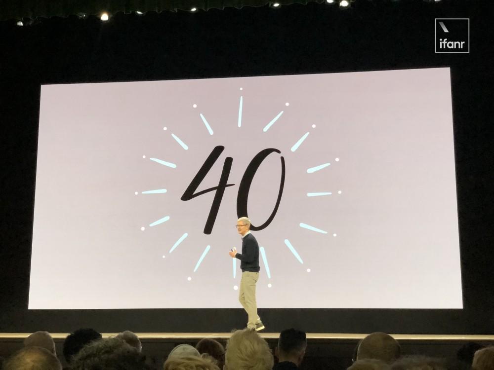 苹果春季发表会:除了史上最便宜的iPad