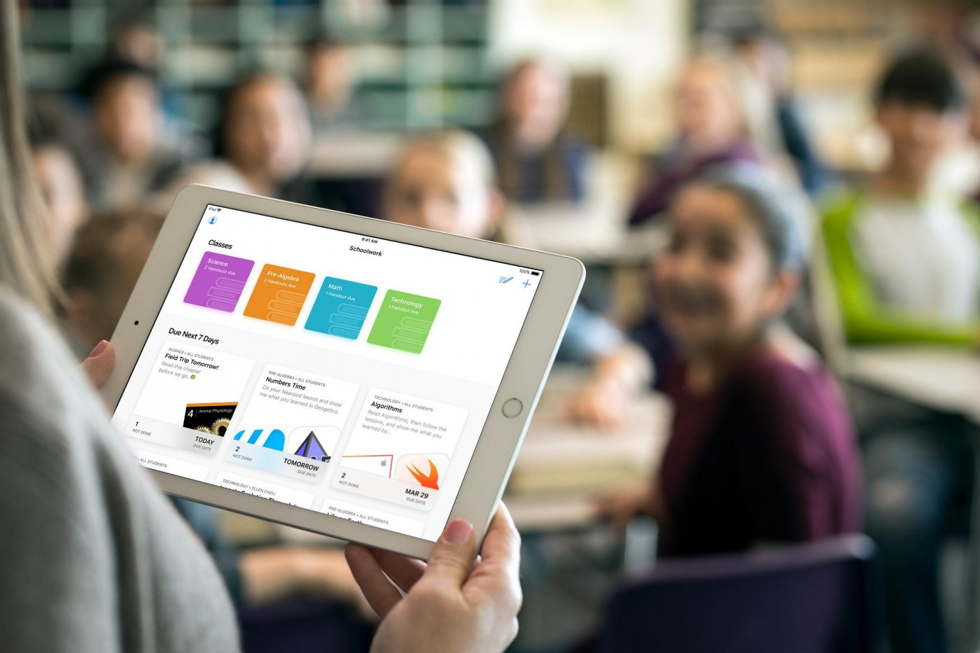 在偏鄉教學4年的老師,如何用一台「iPad」取代黑板?