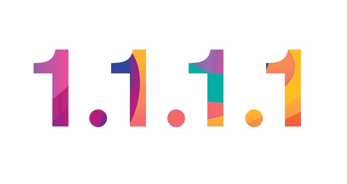 加快網路速度、安全性,公共DNS服務「1.1.1.1」上線