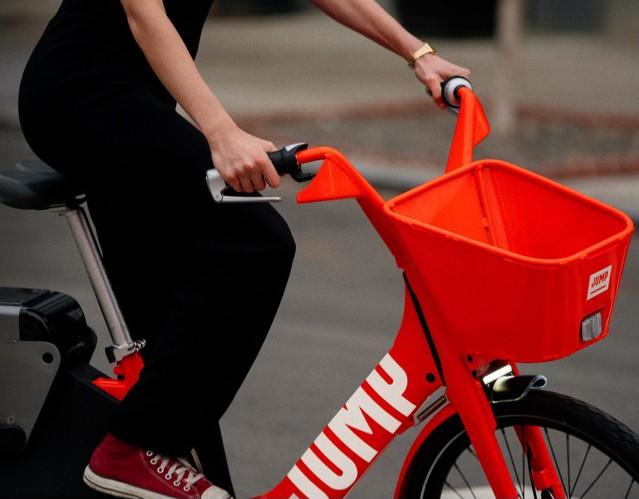 Uber單車共享來真的!宣布買下新創公司Jump