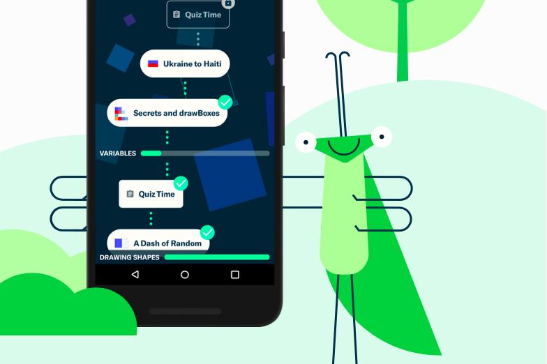 Google推免費程式學習App,透過解謎測驗學JavaScript