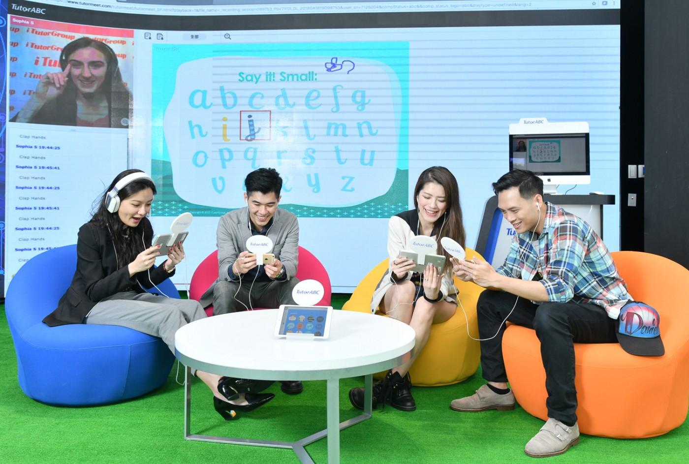 TutorABC發佈台灣在線英語學習數據報告 清晨學習族崛起 凌晨4-8點成為熱門黃金時段