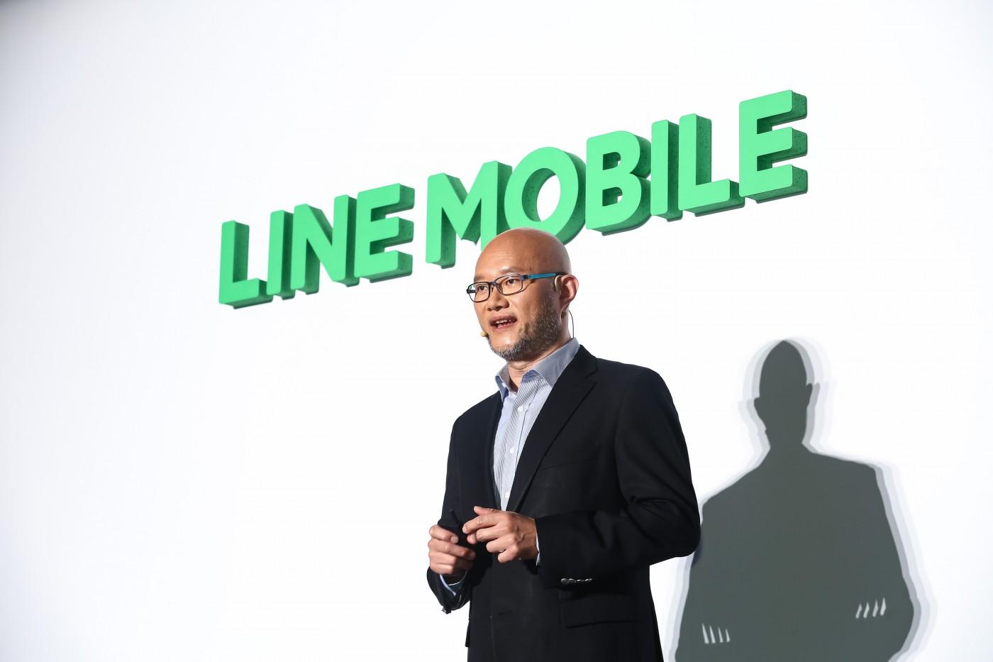 找遠傳聯手推LINE MOBILE新服務,但LINE卻志不在電信市場
