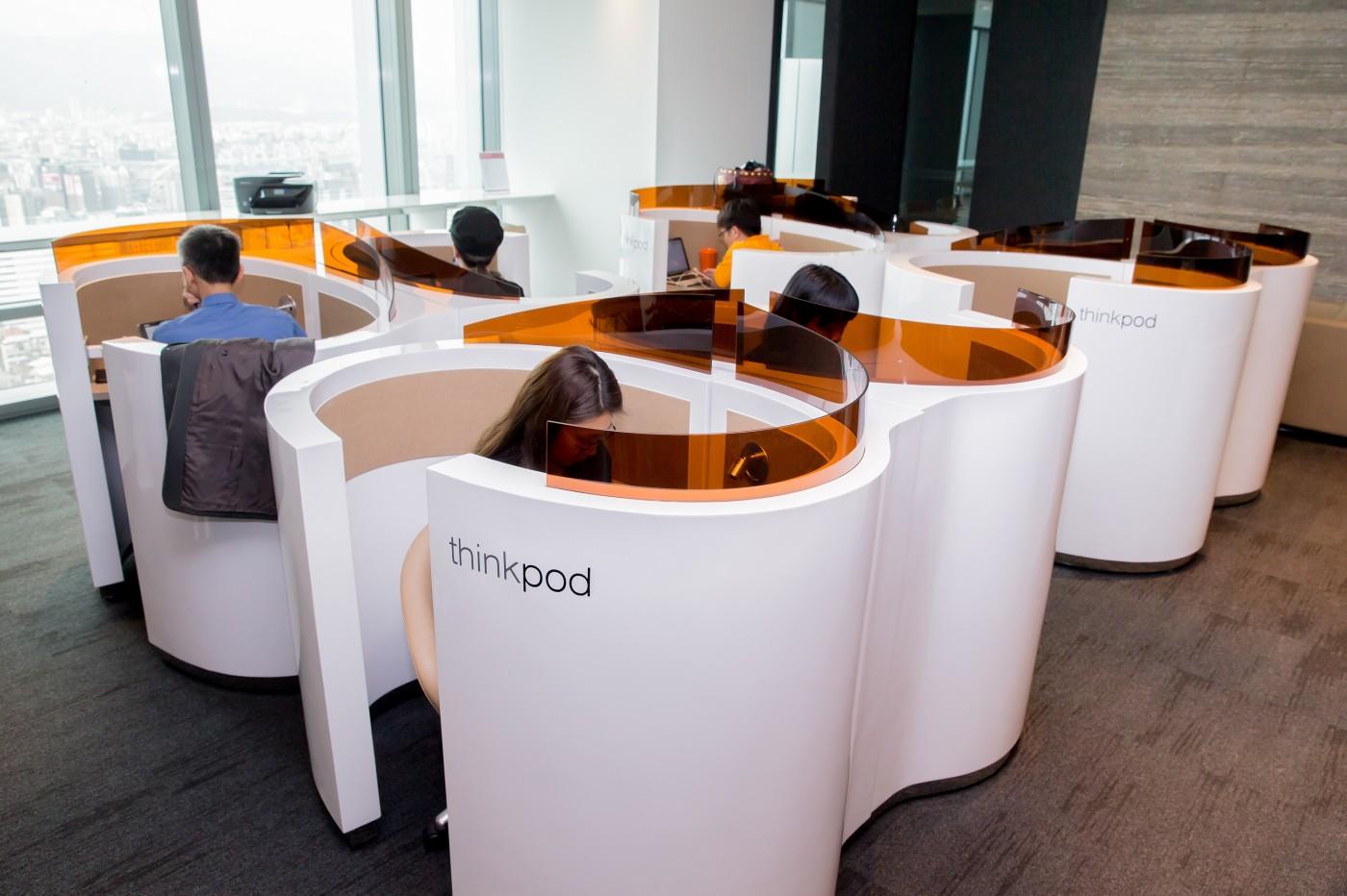 IWG 取得超過 5 千萬平方英尺的辦公室空間, 作為「工作空間革命」的開始