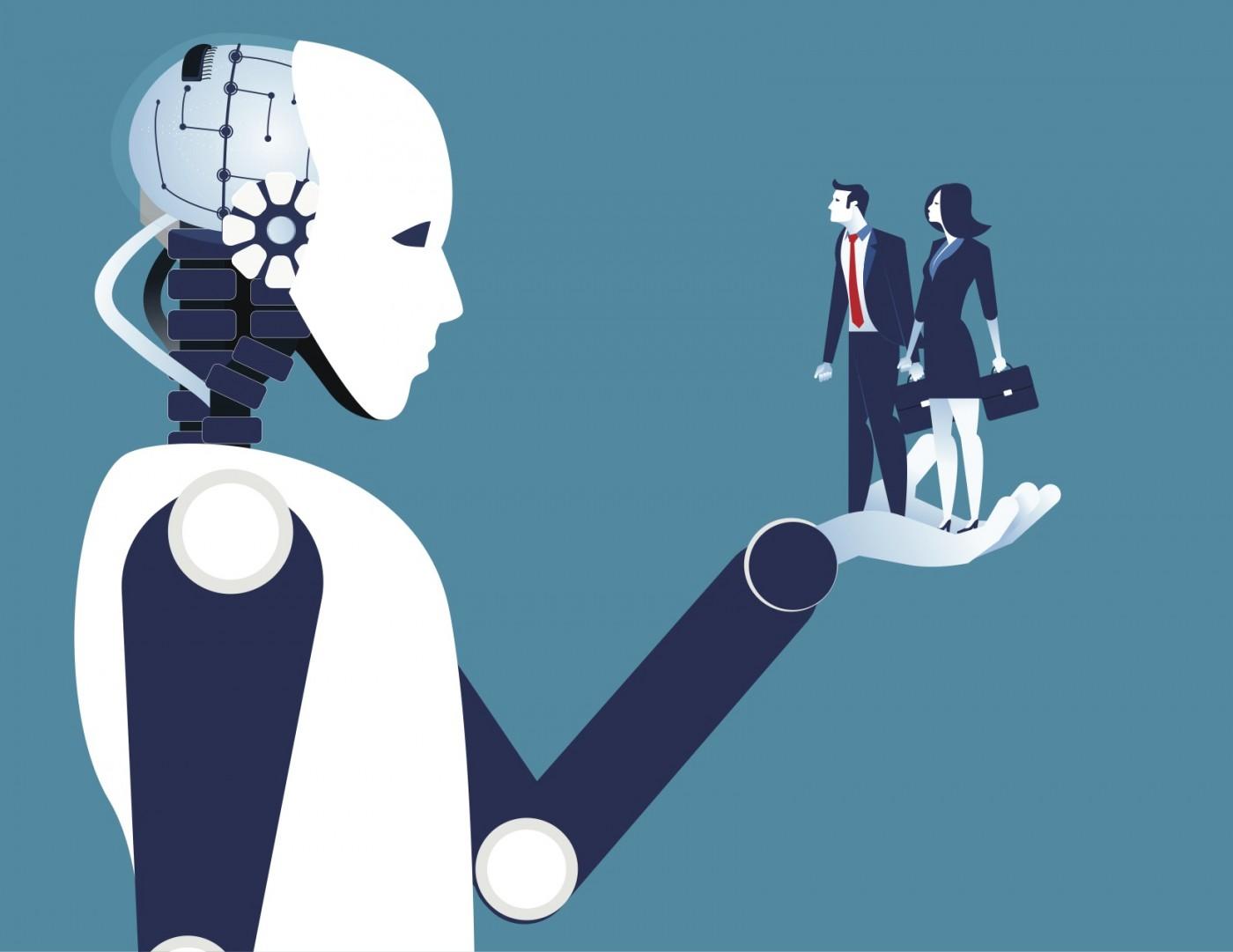 AI搶了你飯碗,卻助攻實現「不勞而獲」的未來?