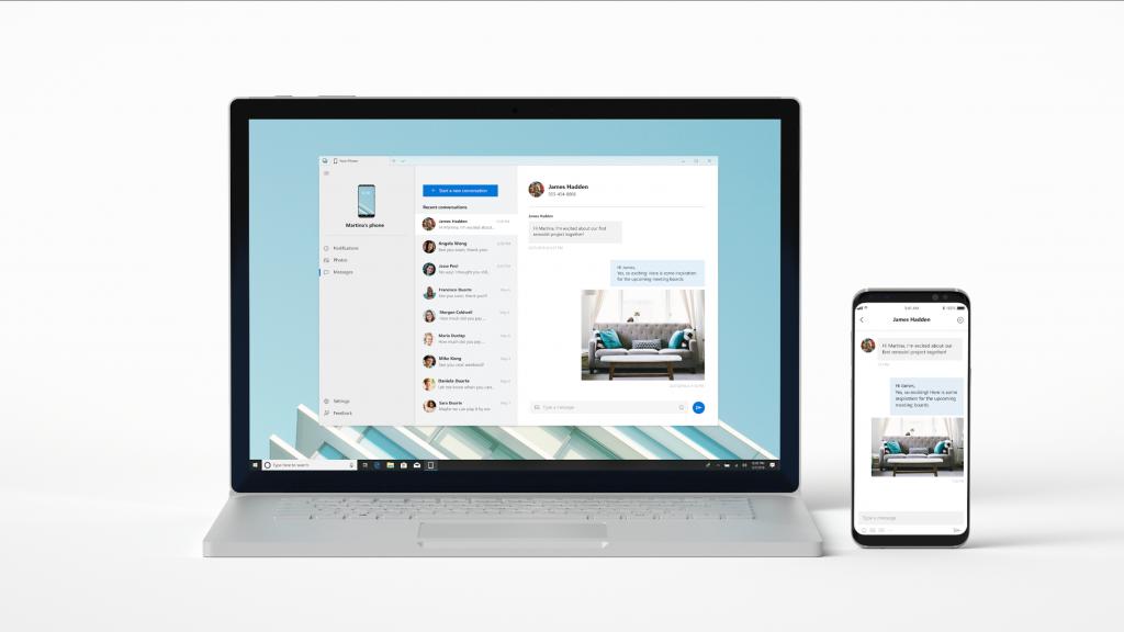 除了在Windows電腦上可以接iPhone電話,微軟還把一個超好用App開放給所有手機