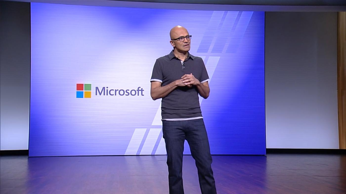 6年後的反擊!微軟市值反超Google、成全球第三