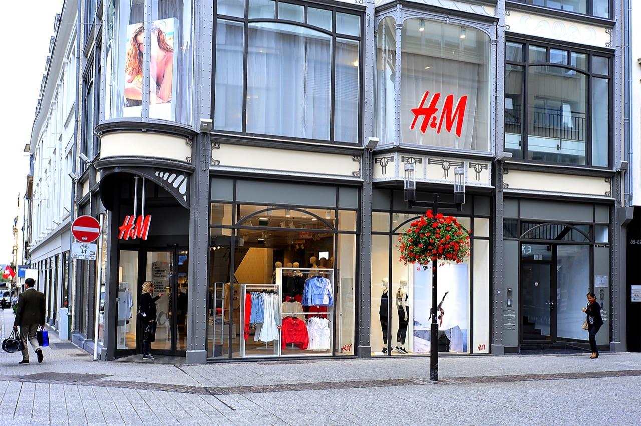 蒐集收據、退貨和會員卡數據,H&M用人工智慧來決定每家門市賣什麼