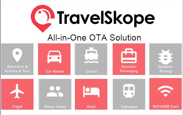 台灣旅遊新創TravelSkope 獲890萬投資,下一步前進東南亞