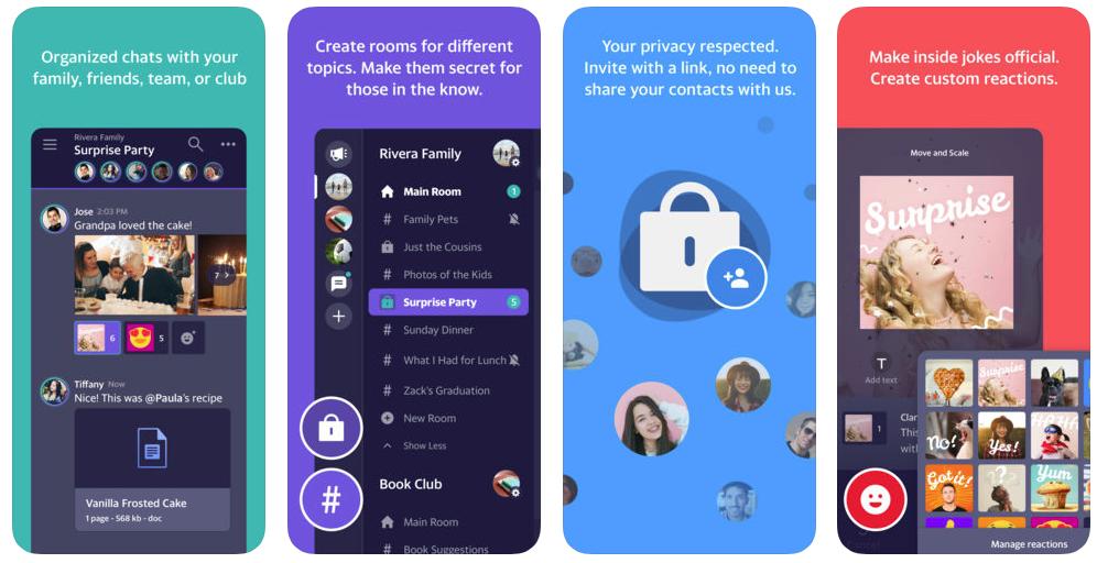 激似Slack!Yahoo推新通訊軟體Squirrel,一款註定會失敗的產品?